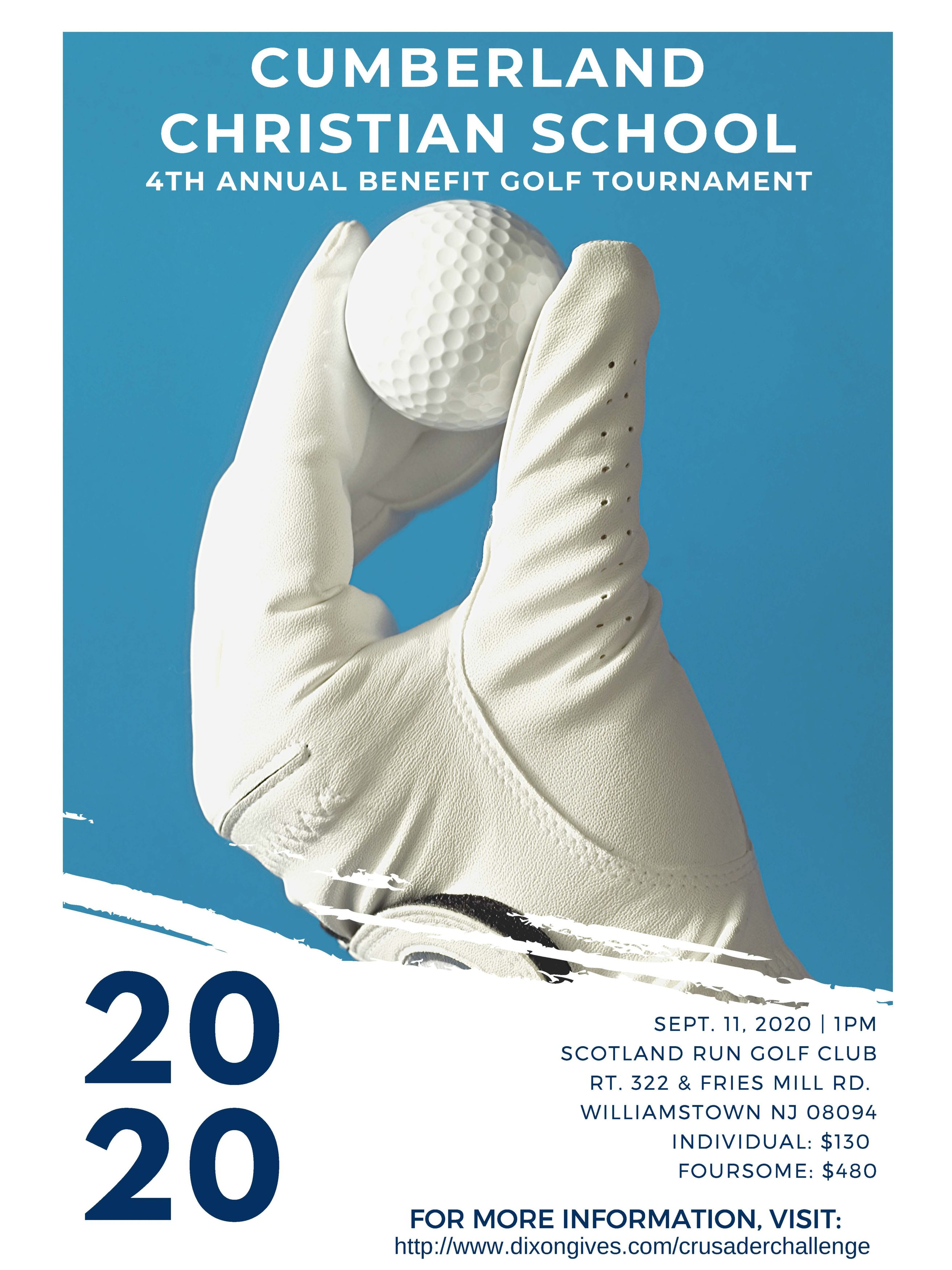 4th Annual Crusader Challenge Golf Tournament